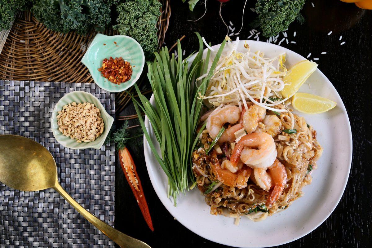 Thajsko – kuchyně Země úsměvů