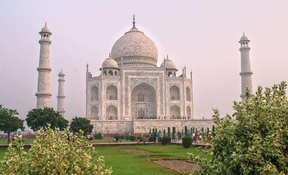 Za vůní koření – země Jižní Asie