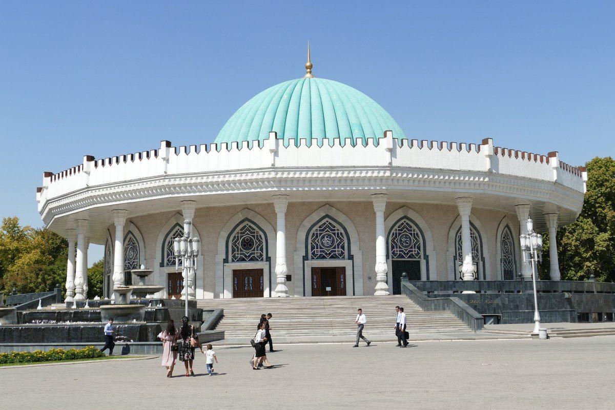 Nejmocnější z Uzbeků